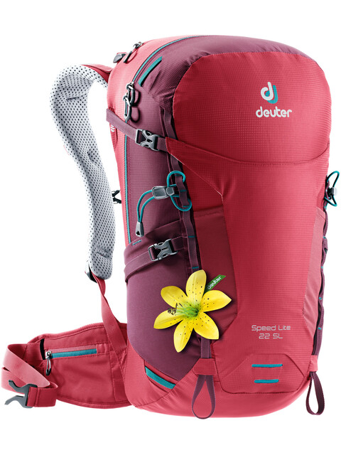 Deuter W's Speed Lite 22 SL Backpack cardinal-maron